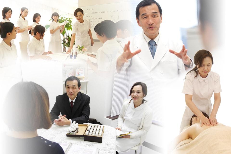 メディカルアロマアンチエイジング研究所と銀座医院の取り組みが第17回日本抗加齢医学会総会にて発表されました!